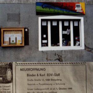 Gründung 1990